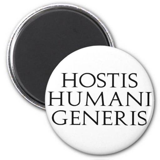 Imán de Hostis Humani Generis