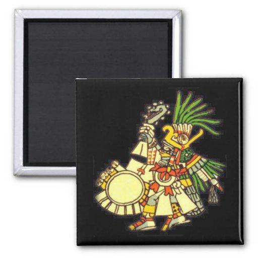 Imán de Huitzilopochtli