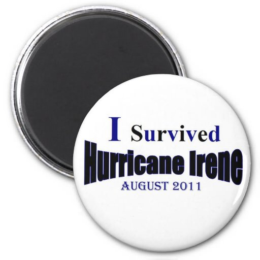 Imán de Irene del huracán