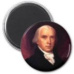 Imán de James Madison