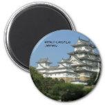 Imán de Japón del castillo de Himeji