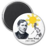 Imán de Jose Rizal