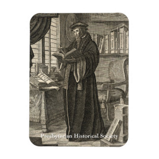 Imán de Juan Calvino