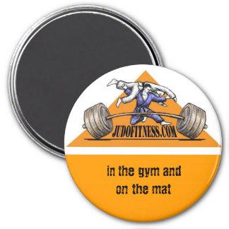 Imán de JudoFitness