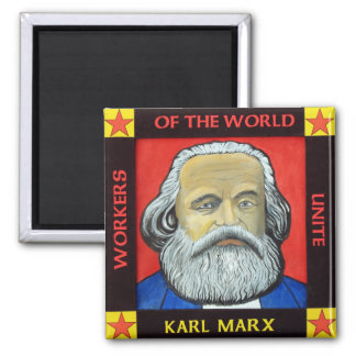 Imán de Karl Marx