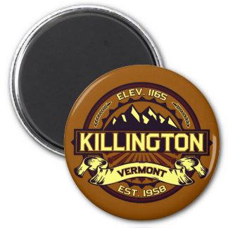 Imán de Killington