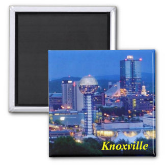 Imán de Knoxville Tennessee