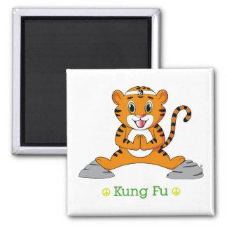 Imán de Kung Fu Tiger™