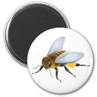 Imán de la abeja de la miel