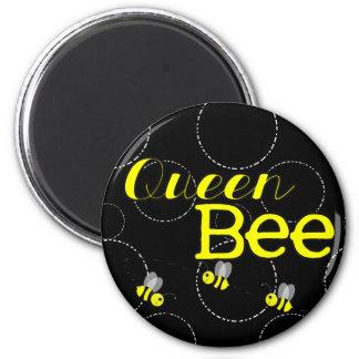 Imán de la abeja reina