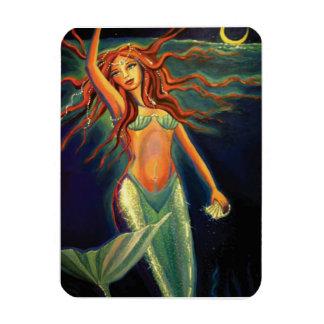 Imán de la Atlántida de la sirena - por el arte de