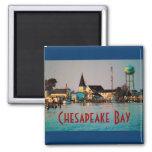 Imán de la bahía de Chesapeake