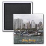 Imán de la bahía de Hong Kong