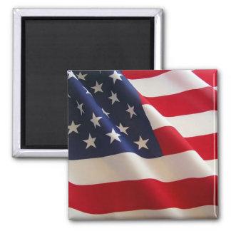 Imán de la bandera americana