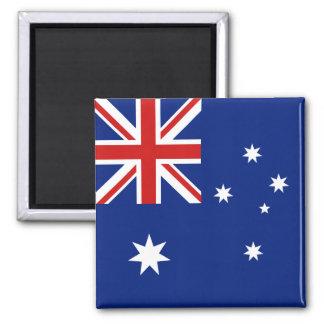 Imán de la bandera de Australia