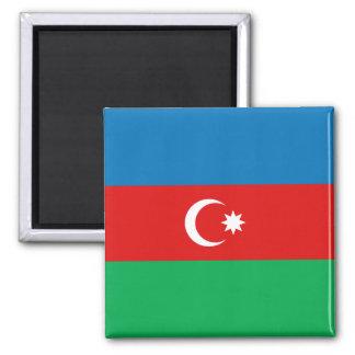 Imán de la bandera de Azerbaijan