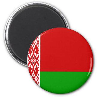 Imán de la bandera de Bielorrusia