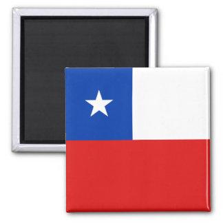 Imán de la bandera de Chile