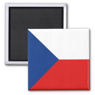 Imán de la bandera de Czechia