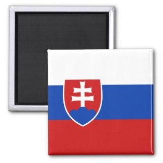 Imán de la bandera de Eslovaquia