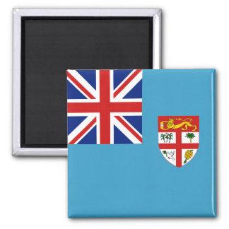 Imán de la bandera de Fiji