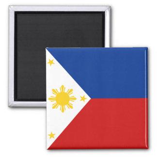 Imán de la bandera de Filipinas