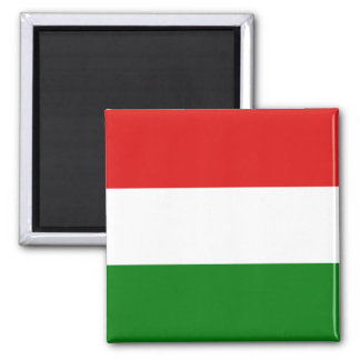 Imán de la bandera de Hungría