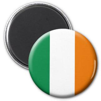 Imán de la bandera de Irlanda