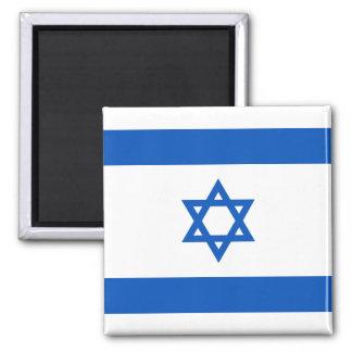 Imán de la bandera de Israel