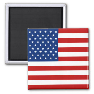 Imán de la bandera de los E.E.U.U.