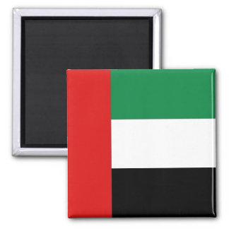 Imán de la bandera de los UAE
