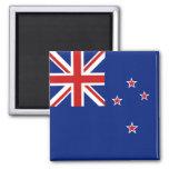 Imán de la bandera de Nueva Zelanda