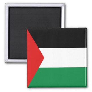 Imán de la bandera de Palestina