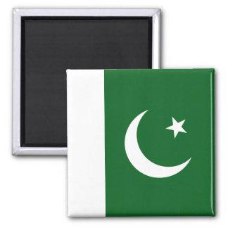 Imán de la bandera de Paquistán