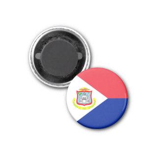 Imán de la bandera de San Martín