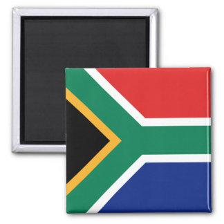 Imán de la bandera de Suráfrica