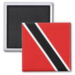Imán de la bandera de Trinidad and Tobago