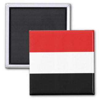 Imán de la bandera de Yemen