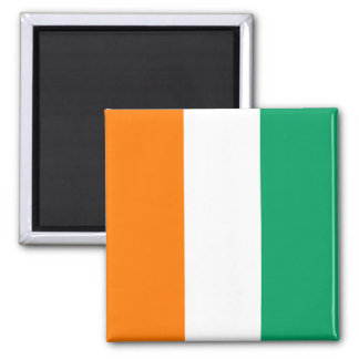 Imán de la bandera del d Ivoire de Cote