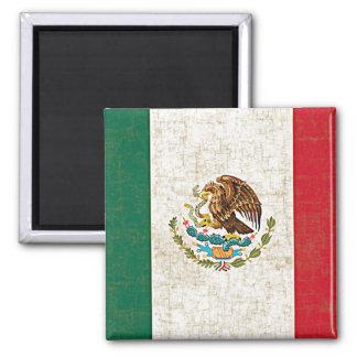 Imán de la BANDERA MEXICANA
