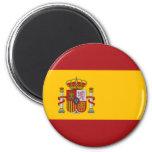 Imán de la bandera nacional de España