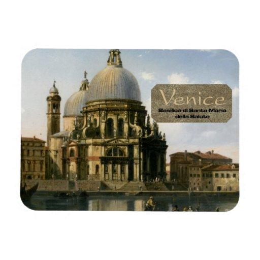 Imán de la basílica del saludo del recuerdo de Ven