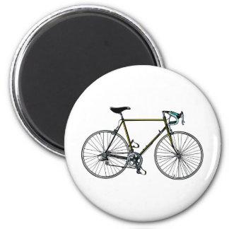 Imán de la bicicleta