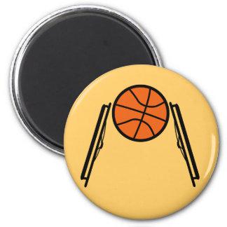 Imán de la bola de la silla de ruedas