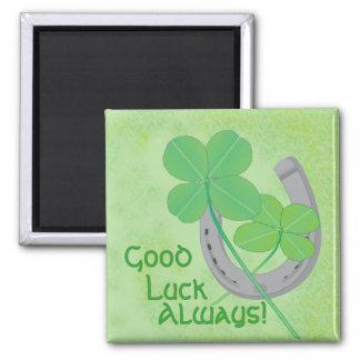 Imán de la buena suerte
