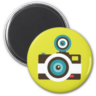 Imán de la cámara del juguete (Fisheye)