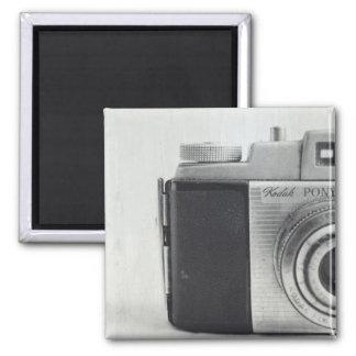Imán de la cámara del vintage