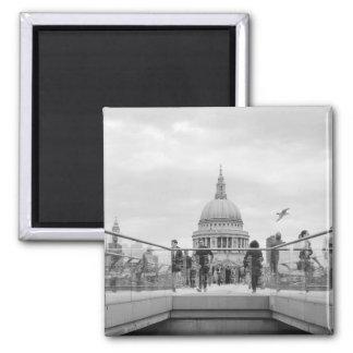 Imán de la catedral de San Pablo: Londres