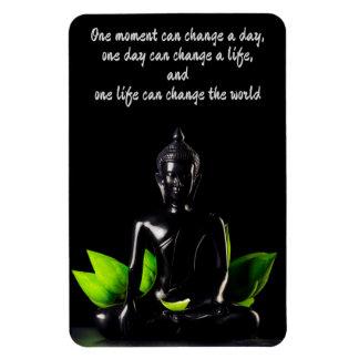 Imán de la cita 2 de Buda