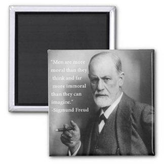 Imán de la cita de Sigmund Freud
